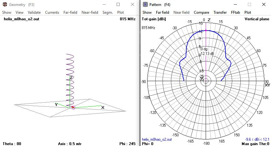 Antena Helicoidal - Helix
