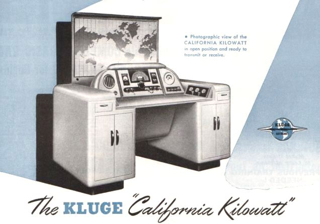 Kluge California Kilowatt