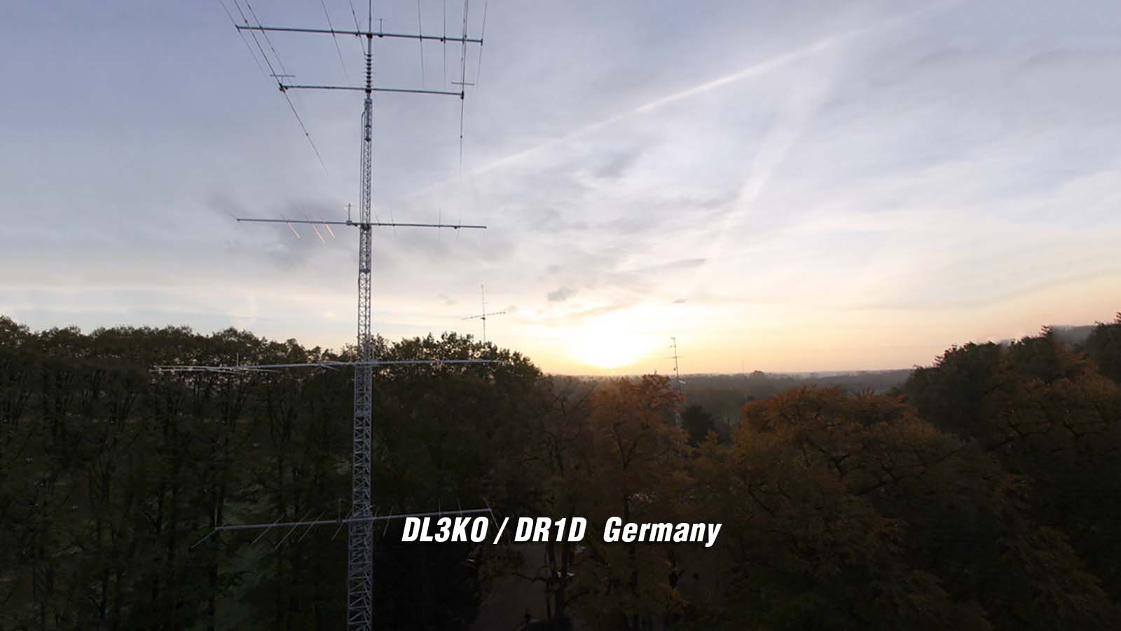 DL3KO Luso Tower